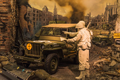 1943 Willys (QueBall2010) Tags: history museum jeep military willys 1943