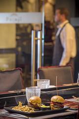 Burgers (pasajiathens) Tags: food restaurant bbq athens burgers lunchbreak citylink athensfood pasaji athensrestaurant pasajiathens restaurantinathens foodinathens