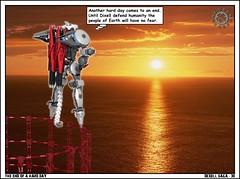 DeXell Saga 30 (messerneogeo) Tags: robot saga mecha mech dexell messerneogeo