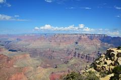 Morning in the Grand Canyon (Monceau) Tags: morning landscape grandcanyon vista lookingdown grandcanyonnationalpark