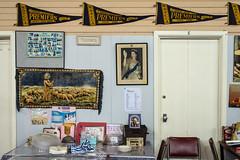 Williamstown (Westographer) Tags: hall suburbia australia melbourne oldschool williamstown tapestry queenelizabeth pennants westernsuburbs