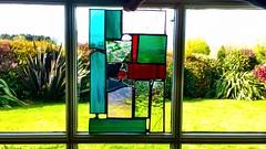 Glass Class (grigorisgirl) Tags: window glass panel crafts stainedglass course minehead