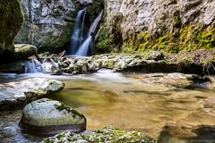 La Tine (alain.winterberger) Tags: nature schweiz switzerland suisse rivire tine vaud romandie poselongue svizerra nd4 conflens
