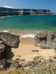 Playa en la isla de Fuerteventura. (claramunt.merche) Tags: fuerteventura canarias olympus e500