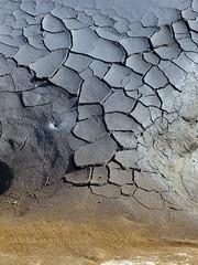 Mosaiikki - Mosaic (ikithule) Tags: art nature iceland land muta maa pinta luonto photographyart taide tekstuuri islanti geothermalarea jannemaikkula valokuvataide geoterminenalue ikithule