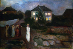 Munch, The Storm,  1893