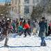Snowzilla Snowball Battle