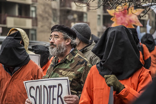 Witness Against Torture Activist Brian Terrell