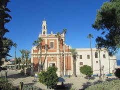 St. Peter's church (Shalva1948) Tags: travel church religious israel telaviv monastery