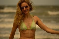gi (Leticia Manosso) Tags: brazil island model do body mel honey bikini brazilian blondie ilha pontal prana nud