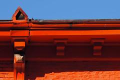 Austin - Stretch Of Time (Drriss & Marrionn) Tags: street city orange usa building austin texas outdoor streetlife streetscene urbanjungle faade austintx streetviews citytrip frameitlevel01