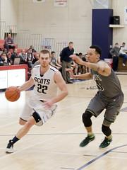 DAVE6180 (David J. Thomas) Tags: men sports basketball athletics arkansas owls scots batesville williamwoodsuniversity lyoncollege