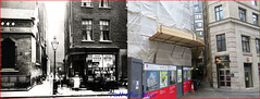 Houghton Street`1906-2016 (roll the dice) Tags: poverty old uk family school england people urban london art history classic college tourism window westminster fashion shop architecture kids corner site construction alley sad maps poor victorian young dirty retro collection nostalgia aldwych anchorage eggs local streetfurniture stclementdanes mad passage dickens changes teach demolished kingsway edwardian slum crowded oldandnew cantillon dwelling wc2 redevelopment ary vanished pastandpresent londonist bygone hereandnow claremarket