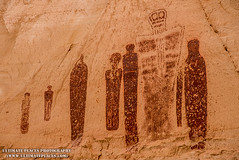Great Gallery Pictographs and the Holy Ghost - Horseshoe Canyon - Utah (ultimateplaces) Tags: park southwest art utah nationalpark ancient sandstone desert indian style nativeamerican canyonlandsnationalpark canyonlands horseshoecanyon rockart petroglyphs bcs archaic holyghost pictographs coloradoplateau anthropomorph barriercanyon
