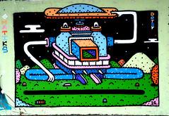 graffiti amsterdam (wojofoto) Tags: holland amsterdam graffiti nederland netherland dotsy wolfgangjosten wojofoto omatiks