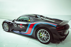 Porsche Museum 918