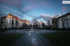 Viktoria-Luise-Platz (Steph ) Tags: sky urban berlin colors beautiful clouds canon eos fotografie time hauptstadt himmel wolken stack stadt 6d viktorialuiseplatz stephaniepalm