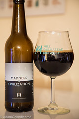Hill Farmstead Madness and Civilization #5 (AdamChandler86) Tags: winter beer canon vermont raw 5d tasting dslr vt lightroom 2016 craftbeer sourbeer hillfarmstead vtbeer