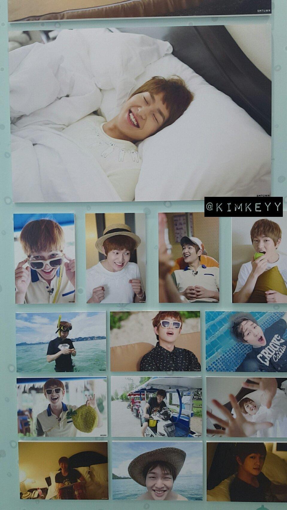 SHINee @ SHINee Surprise Vacation Exhibition 25192638962_f85844b583_o