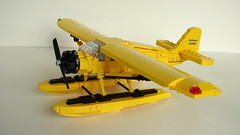 Bellanca CH-300 (10) (henrik.soeby) Tags: lego aircraft tintin bellanca