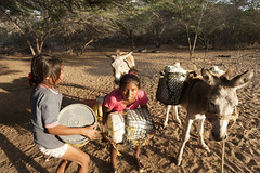 Colombia's Wayuu: Struggling for clean water (EU Humanitarian Aid and Civil Protection) Tags: water colombia echo drought hygiene europeancommission guajira elnio humanitarianaid wayuu laguajira