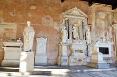 Pisa. Camposanto Monumentale (vs1k. 1 000 000 visits, Thanks so much !) Tags: italy architecture italia pisa tuscany toscana camposantomonumentale