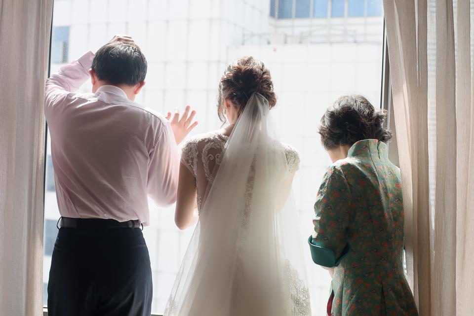 台南情定婚宴城堡永康館 婚禮攝影18