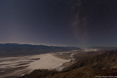 Death Valley NP during the Bloom (south)-4.jpg (gaillard.galopere) Tags: voyage california travel sky usa night nationlpark unitedstates exploring south salt roadtrip explore bloom deathvalley states february sel nuit toiles californie discover dcouverte badwater milkyway 2016 startrail voielacte danteview gaillardgalopere