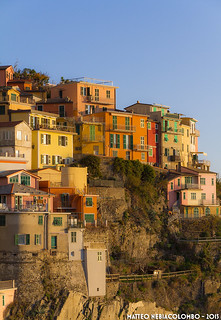 Ligurian Balcony