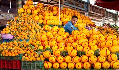 Meloniarz (olinmariusz) Tags: agadir marocco melons suk pentaxk7