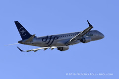 Alitalia E190 ~ EI-RND ( Freddie) Tags: london londoncityairport newham e16 lcy royaldocks eglc runway27