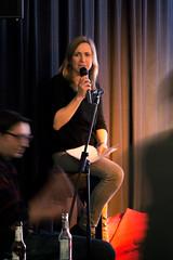 Vortrag über Michel Gondry / Sweded Movies (Katrin von Kap-herr)