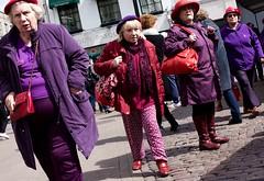 When I am old, I shall wear purple (v.sellar) Tags: