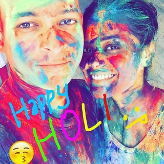 #happyholi #festival #colors #Holi #colerful #India #holidays