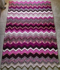 Jennifer Arthur (The Crochet Crowd) Tags: game stitch right blanket afghan throw crochetblanket thecrochetcrowd stitchisright