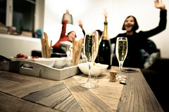 Happy weekend (Zeeyolq Photography) Tags: friends party fun weekend champagne happynewyear