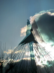 Abendstimmung (MKP-0508) Tags: greatbritain sky reflection london dawn evening himmel ciel dmmerung eveningsky spiegelung abendstimmung grosbritannien