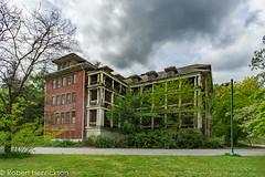 Essondale (Robert Henrickson) Tags: abandoned hospital urbandecay portcoquitlam essondale