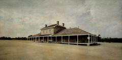 Fort Richardson Hospital - Jacksboro, Texas (StoryWorks by Suzette) Tags: kitchen morgue fortrichardson