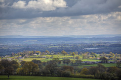 Blackdown Country (rmrayner) Tags: sky windmill rural landscape countryside somerset hdr 2730 blackdownhills april2016amonthin30pictures