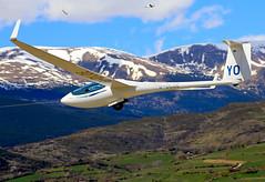LECD. Sailplane Grand Prix. Spain 2016 (Josep Oll) Tags: sun snow nieve contest fotos das gliding glider campeonato alp planeador towing velero sailplane sgp monoplaza lecd asg29e qsgp1804 gdloe