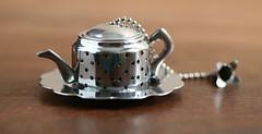 Tea time (leograttoni) Tags: macro metal buenosaires interior teapot laplata colador tetera