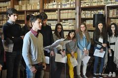 M4302470 (pierino sacchi) Tags: mostra de liceo biblioteca andr visita scuola golgi universitaria broni scientifico