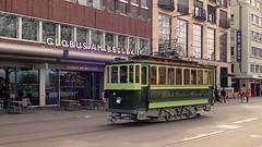 Tram Museum Zürich - ZOS 1 (hrs51) Tags: streetcar strassenbahn tram zürich tmz museumslinie 21 trammuseum zurich switzerland museum historical schweiz suisse svizzera public transport zos zürichoerlikonseebach bellevue tramway hans rudolf hansrudolf hansruedi stoll