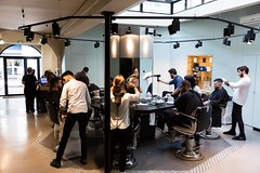 _T8A6336bd (labarbiredeparis) Tags: paris france art face sarah hair beard goatee moustache barbershop beaut barber salon innovation coiffeur barbe soin 1er extensions barbu coiffure capelli excellence masculin cheveux rasoir rasage 9e taille rase barbier shampooing condorcet coupechou barbiere coiffe bouc ras esthtique bertin pilation facehair poire barbire labarbiredeparis danielhamizi