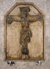Sotterranei della Certosa di San Martino (Rocan2000) Tags: italy photo san napoli naples martino scultura certosa sanmartino bassorilievo sotterranei certosasanmartino