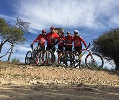Dani Rovira Titan Desert 2016 Freno al Ictus 11