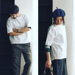 April 13, 2016 at 10:48AM (audience_jp) Tags: fashion japan shirt hokkaido audience style paty  casual madeinjapan  webshop    ootd