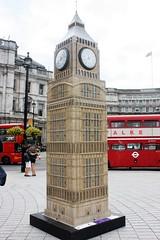 London 2012 (belter mcphoto) Tags: clock bigben ststevenstower london2012telephoneboxeslondoncharity2012