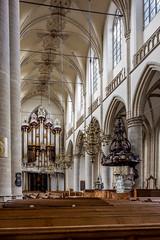 Interieur van de Grote Kerk Dordrecht (Marjan van de Pol) Tags: favorite canon nederland fave organ dordrecht kerk grotekerk orgel 6d faved canon6d hoofdorgel